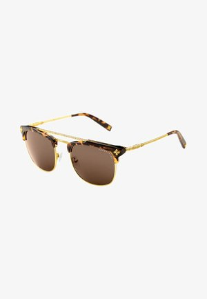 Sunglasses - yellow gold-shiny