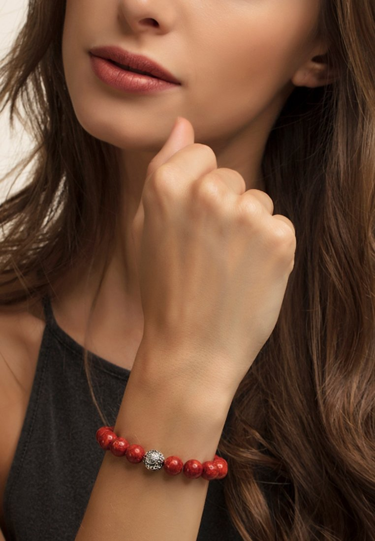 THOMAS SABO - Armband - red
