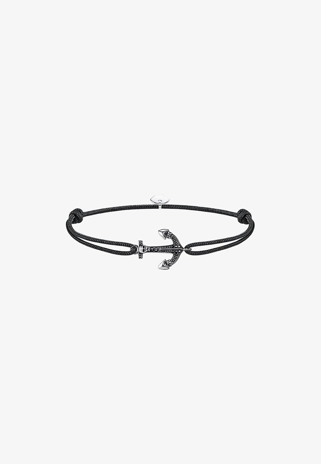 LITTLE SECRET - Armband - black