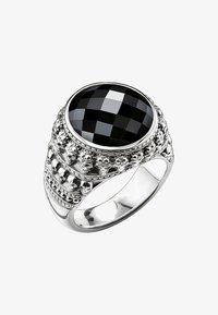 THOMAS SABO - TOTENKOPF  - Ring - silver-coloured - 2
