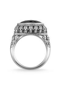 THOMAS SABO - TOTENKOPF  - Ring - silver-coloured - 4