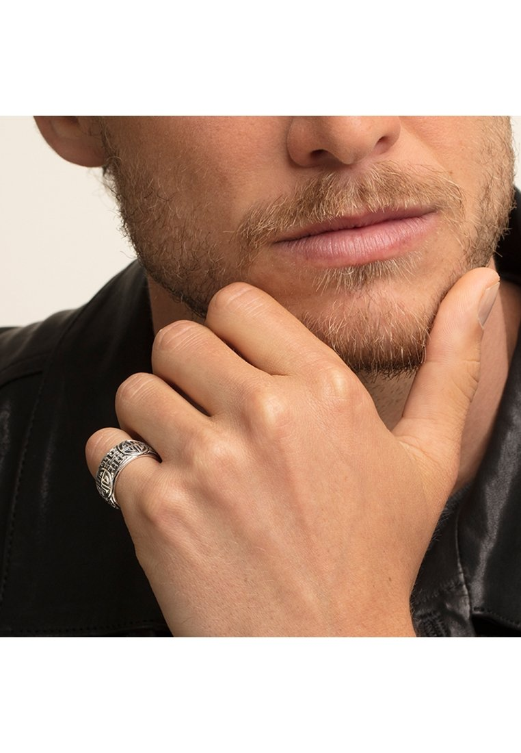 THOMAS SABO - ETHNO - Ring - silver-coloured