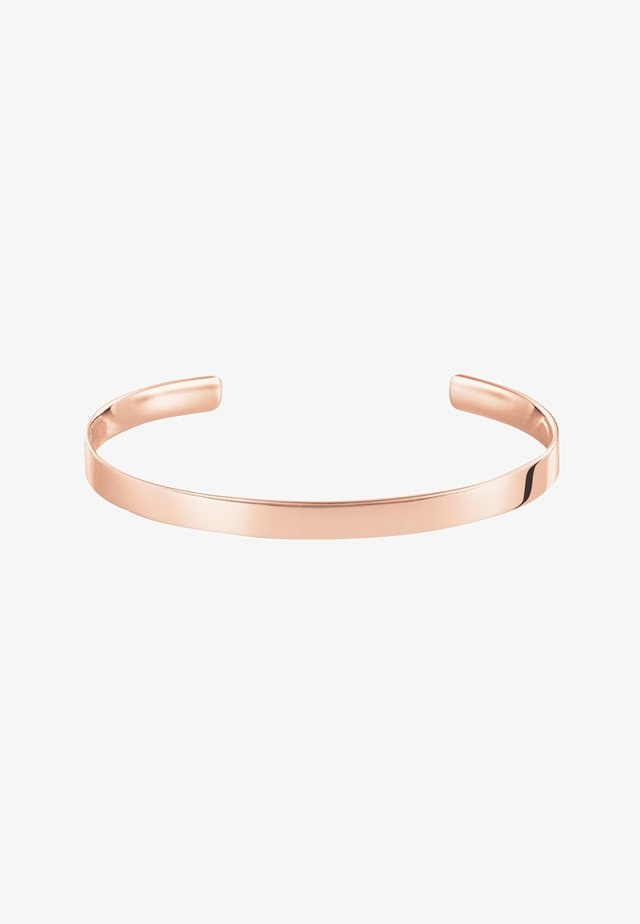 LOVE CUFF - Armband - rose gold-coloured