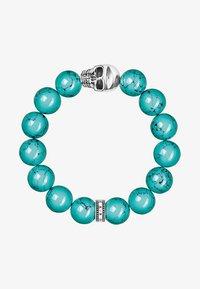THOMAS SABO - Bracelet - silver-coloured/turquoise - 1