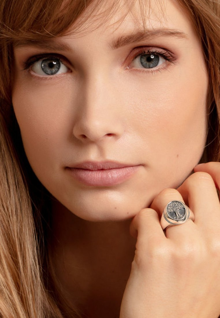 THOMAS SABO - Ring - silver coloured