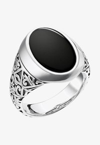 THOMAS SABO - Ring - silver/black - 1