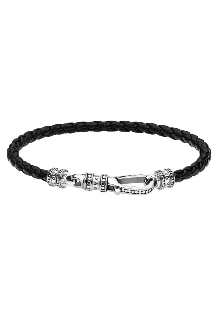 THOMAS SABO Armband - black