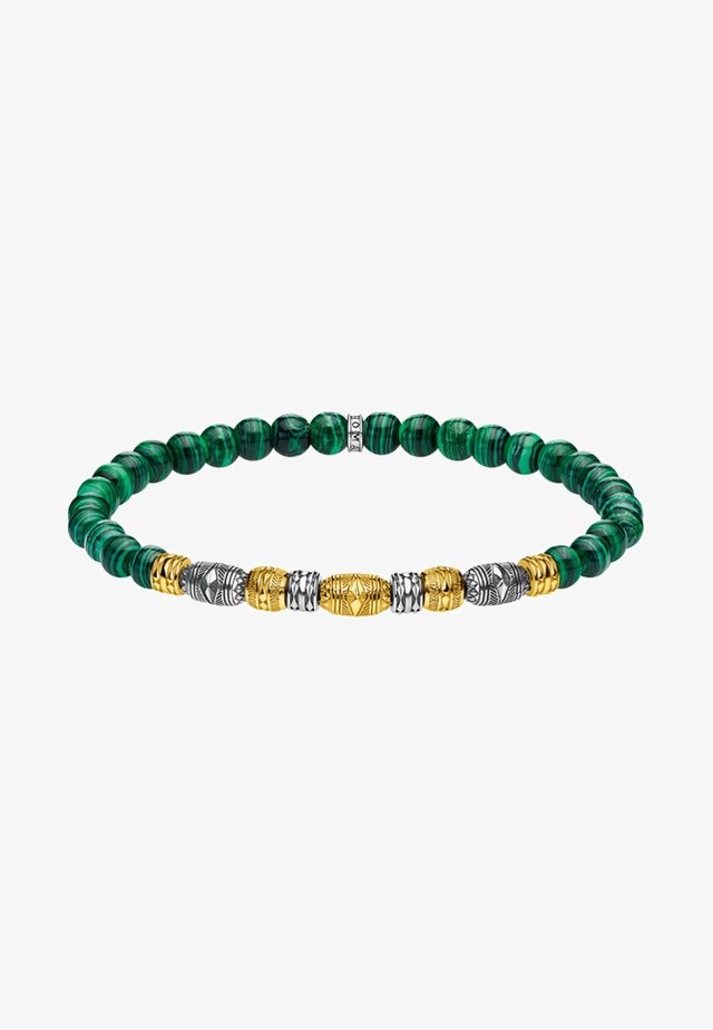 TALISMAN - Armband - green/gold-coloured/silver-coloured