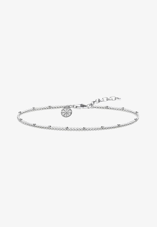 KARMA WHEEL  - Armband - silver-coloured