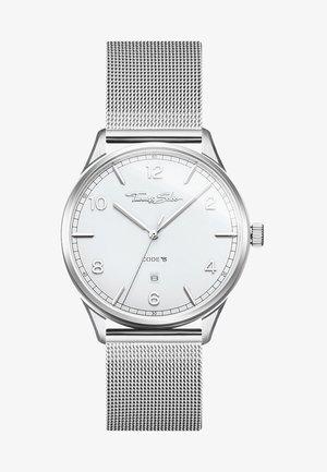 Montre - silver/white