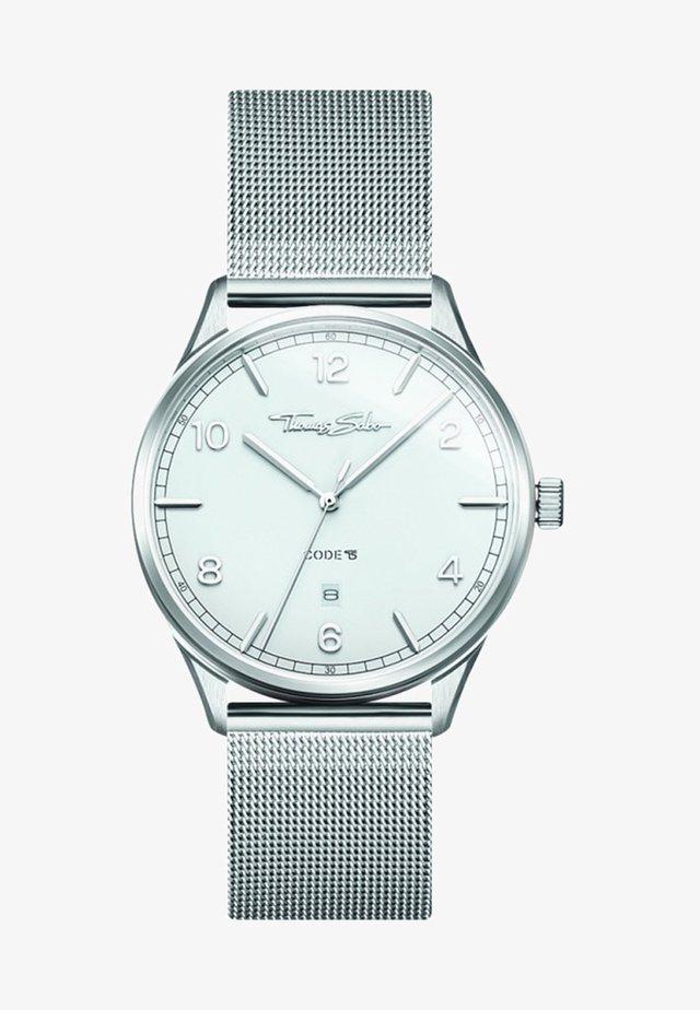 Watch - silber/pink