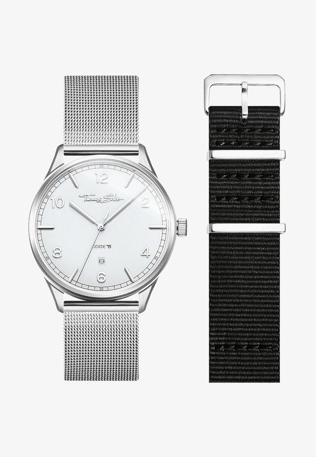 CODE TS - Watch - black