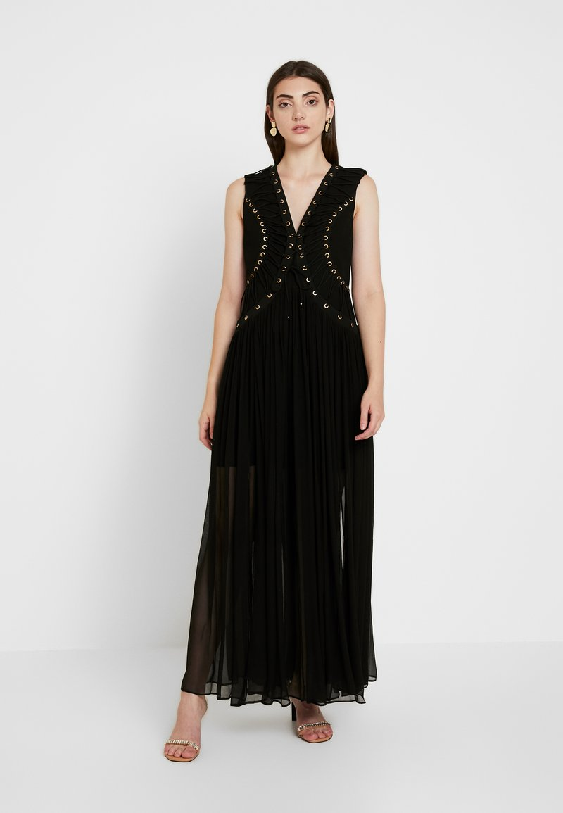Thurley - FAITHFUL MAXI DRESS - Iltapuku - black