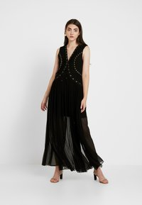 Thurley - FAITHFUL MAXI DRESS - Iltapuku - black - 2