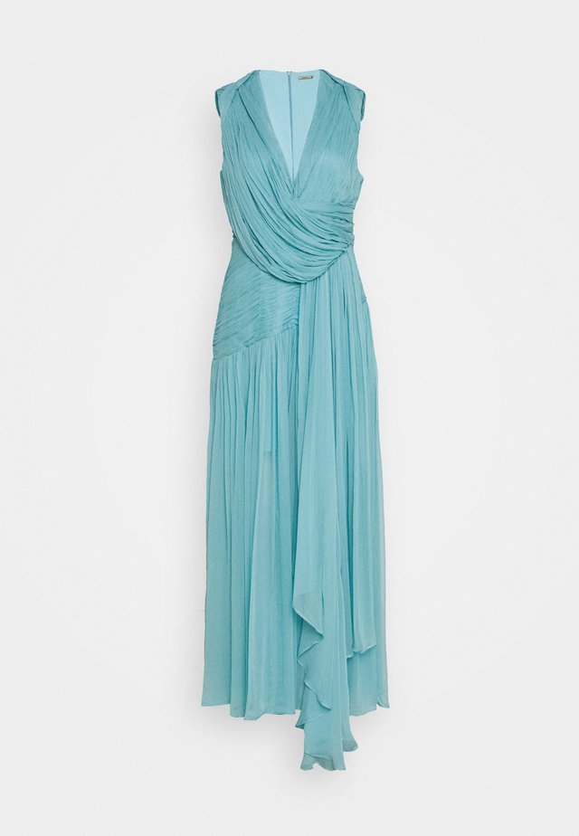 WATERFALL DRESS - Galajurk - blue nile