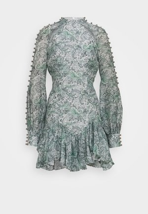 DAHLIA DRESS - Vapaa-ajan mekko - green