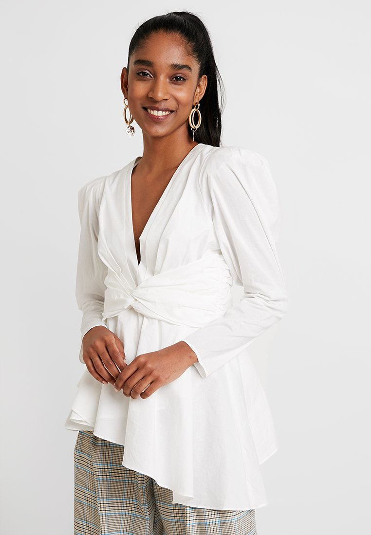 Thurley - EVE BLOUSE - Blouse - ivory