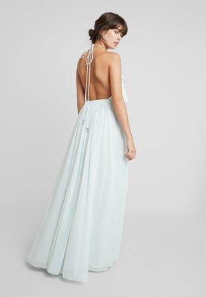 OLYMPIA - Festklänning - turquoise