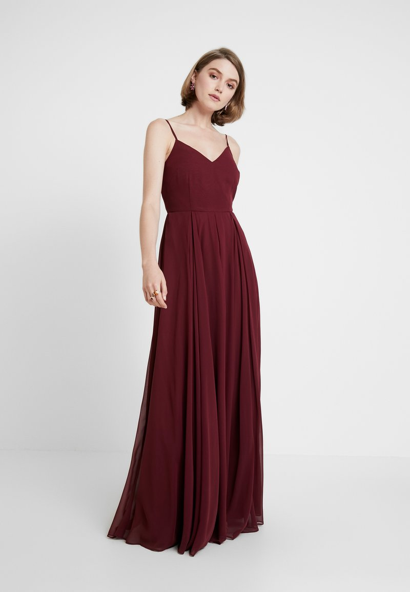 TH&TH - EDIE - Společenské šaty - roseberry