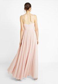 TH&TH - EDIE - Festklänning - blush - 3