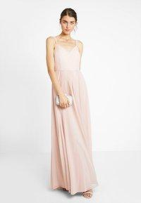 TH&TH - EDIE - Festklänning - blush - 2