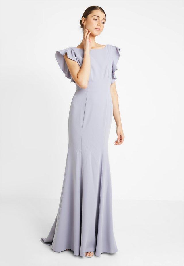 CECELIA - Festklänning - silver mist