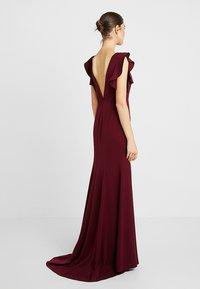 TH&TH - CECELIA - Festklänning - roseberry - 0