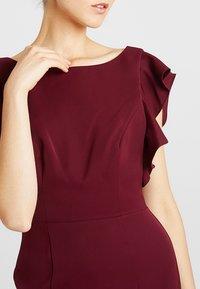 TH&TH - CECELIA - Festklänning - roseberry - 5
