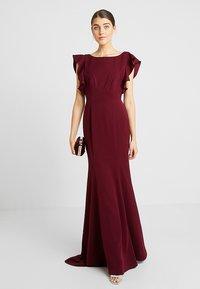 TH&TH - CECELIA - Festklänning - roseberry - 2