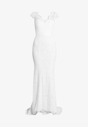 ALARA CAP BRIDAL - Společenské šaty - ivory