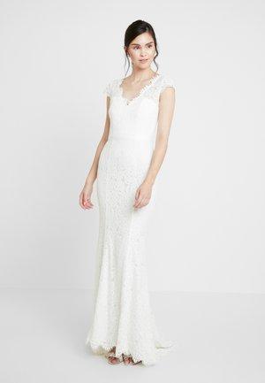 ALARA CAP BRIDAL - Festklänning - ivory