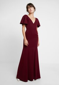 TH&TH - CELESTE - Festklänning - roseberry - 2