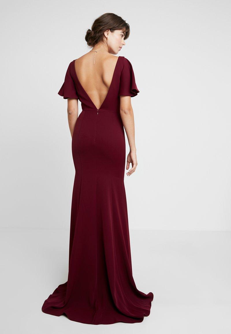 TH&TH - CELESTE - Festklänning - roseberry