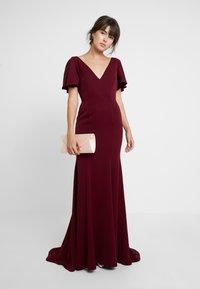 TH&TH - CELESTE - Festklänning - roseberry - 1