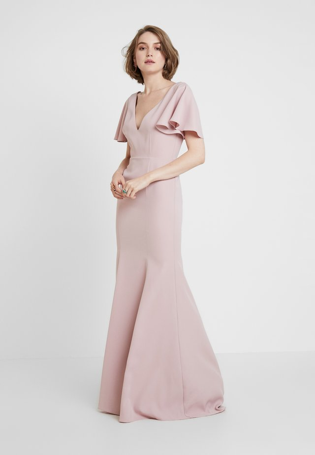 CELESTE - Occasion wear - smoked blush