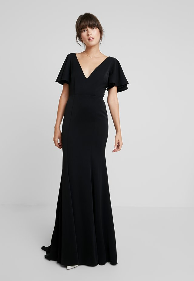 CELESTE - Ballkleid - black