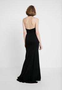 TH&TH - MAXIMA - Festklänning - black - 3