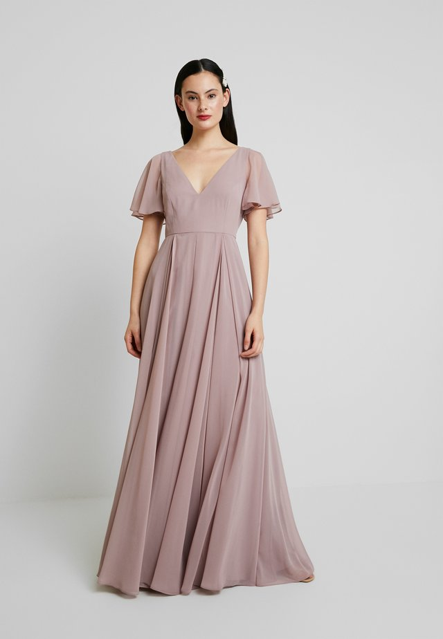 PHOEBE - Occasion wear - smoked orchid
