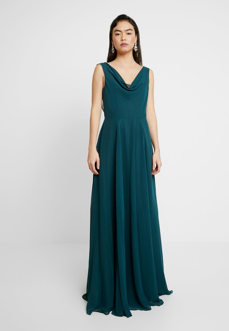 TH&TH - ATHENA - Robe de cocktail - emerald
