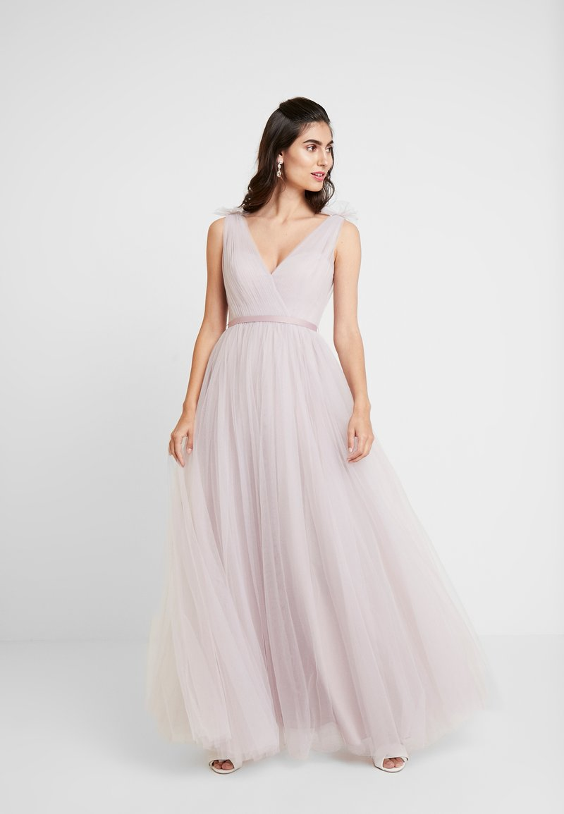 TH&TH - GRACE - Occasion wear - smoked orchid
