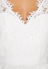 TH&TH - ALARA CAP - Vestido de fiesta - ivory - 5