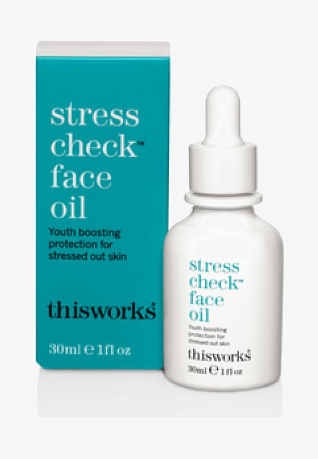 THIS WORKS STRESS CHECK FACE OIL - Face oil - -