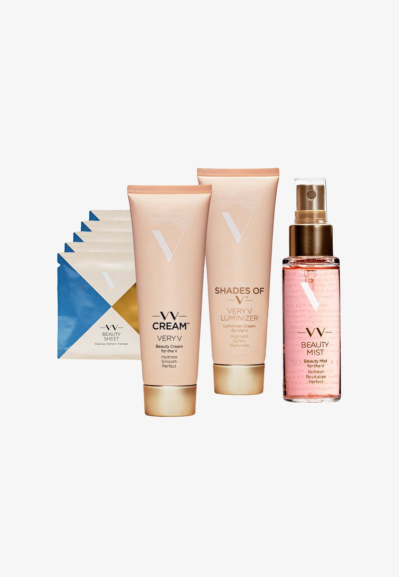 The Perfect V - TPV SPECIALTIES KIT - Bath and body set - -