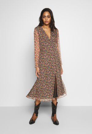 BROOKLYN MIDI DRESS - Vapaa-ajan mekko - sunrise bouquet