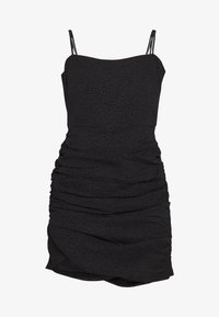 The East Order - AYLA MINI DRESS - Kjole - black - 4