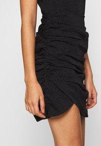 The East Order - AYLA MINI DRESS - Kjole - black - 3