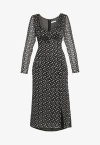 The East Order - LAURIE MIDI DRESS - Day dress - flora noir - 5