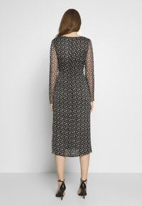 The East Order - LAURIE MIDI DRESS - Day dress - flora noir - 2