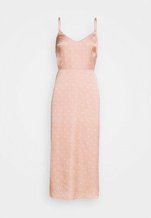 NATASHA MIDI DRESS - Day dress - light pink