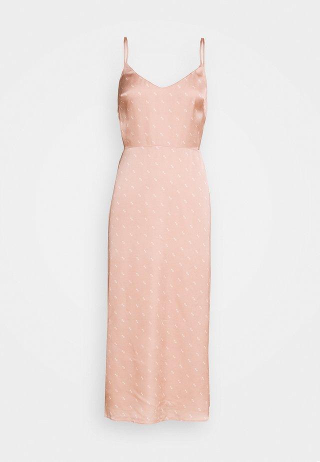NATASHA MIDI DRESS - Korte jurk - light pink
